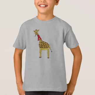 Shirt girafe t-shirt