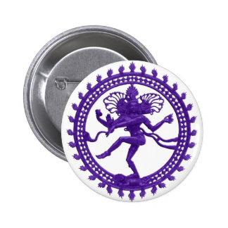 Shiva le danseur cosmique badges