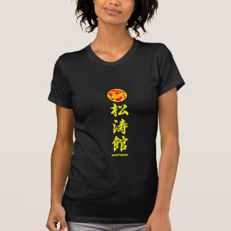Shotokan Karaté du T-shirt Survêtement sera Woman