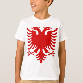 Shqipe - griffon albanais t-shirts