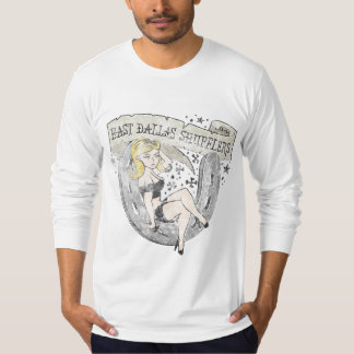 Shufflers est de Dallas T-shirt