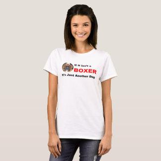 SI CE N'EST PAS UN BOXEUR, C'est JUSTE un AUTRE T-shirt