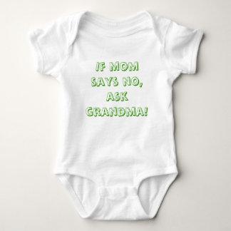 Si la maman dit non, demandez à la grand-maman ! body
