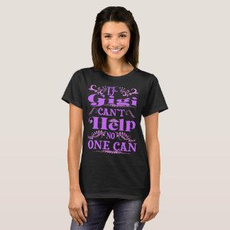 Si l'aide de pente de Gigi personne peut T-shirt