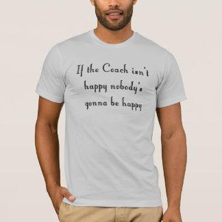 Si le car n'est pas T-shirt heureux