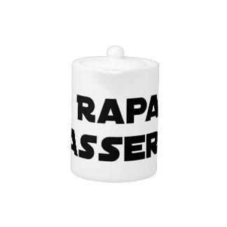 SI LE RAT PASSE, LE RAPACE PASSERA ET SOURIRA