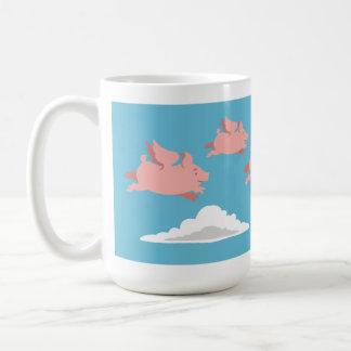 'Si les porcs pourraient fly Mug
