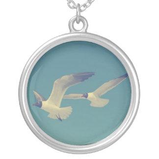 Si vous êtes un oiseau, alors je suis un oiseau pendentif rond