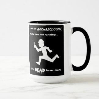 Si vous me voyez courant attaquer mugs
