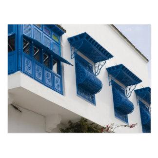 Sidi Bou a indiqué, la Tunisie Carte Postale