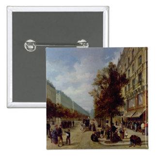 Siège de Paris Badge