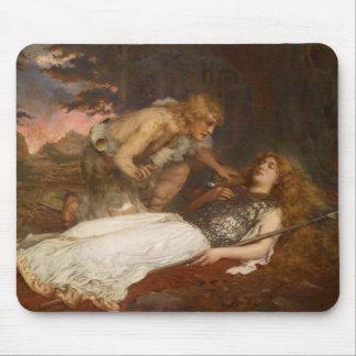 Siegfried et Brunhilde par le maître d'hôtel de Ch Tapis De Souris