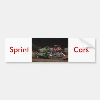 sierra brandon, sprint, voitures autocollant pour voiture