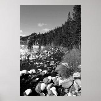 Sierra courant #6 affiche