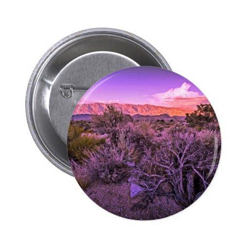 Sierra crépuscule badge