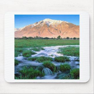 Sierra est de vallée de Tom Owens de bâti de riviè Tapis De Souris