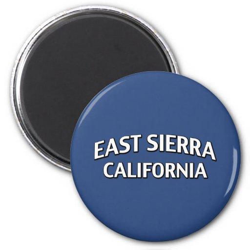 Sierra est la Californie Aimant Pour Réfrigérateur