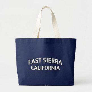 Sierra est la Californie Sac En Toile