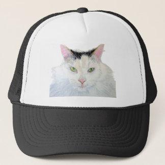 Sierra le chat casquette de camionneur
