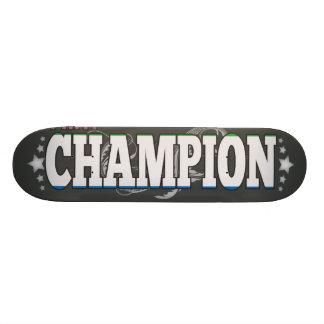 Sierra-Léonais et un champion Plateaux De Skateboards Customisés