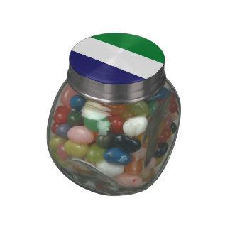 Sierra Leone Pots De Bonbons Jelly Belly