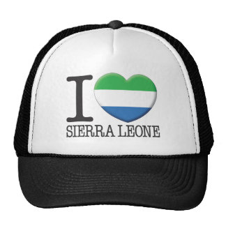 Sierra Leone Casquette De Camionneur