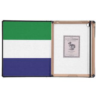Sierra Leone Étui iPad
