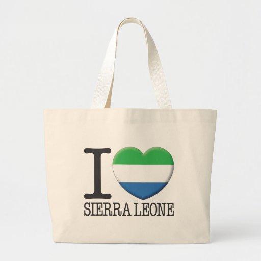 Sierra Leone Sac En Toile
