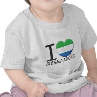 Sierra Leone T-shirt