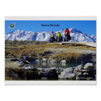 Sierra Mountains, Californie Posters