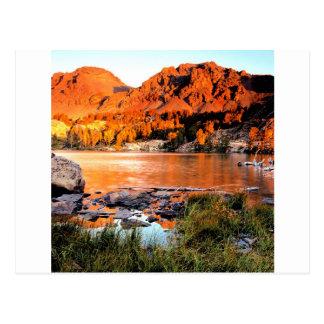 Sierra Nevada Ains de la Virginie de lac Carte Postale