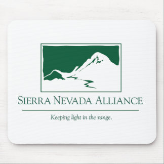 Sierra Nevada Alliance Mousepad