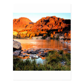 Sierra Nevada de la Virginie de lac Carte Postale