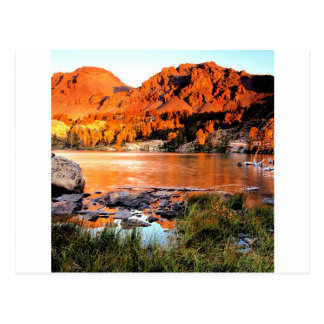 Sierra Nevada de la Virginie de lac Cartes Postales