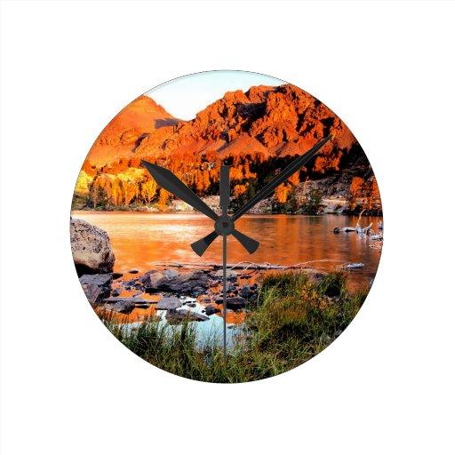 Sierra Nevada de la Virginie de lac Horloges
