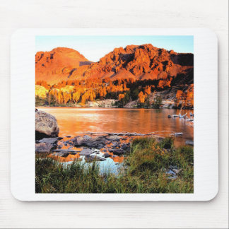 Sierra Nevada de la Virginie de lac Tapis De Souris