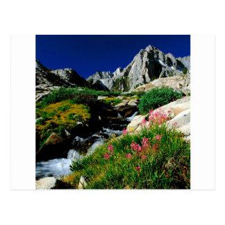 Sierra Nevada maximale la Californie de parc Carte Postale
