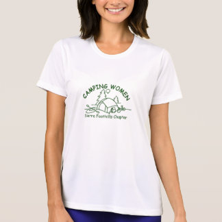 Sierra pièce en t micro de fibre de collines t-shirt