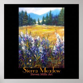 Sierra pré affiches