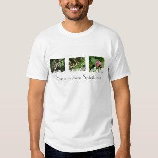 Sierra spirite de nature t-shirt