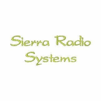 Sierra systèmes par radio polo avec broderie