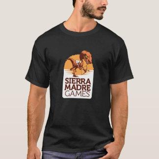 Sierra T-shirt 2016 de logo de jeux de Madre