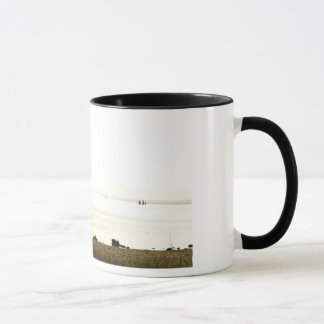 Sierra tasse de lac morning