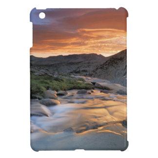 Sierra vague au-dessus de Yosemite Coques iPad Mini