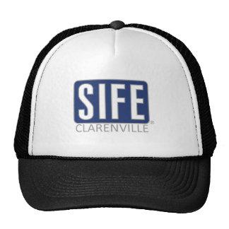 SIFE-Clarenville-Logo Casquettes