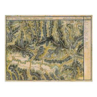 Sighisoara, carte du 19ème siècle