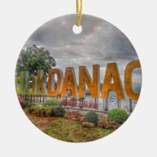 Siglakdanao dans la ville de danao ornement rond en céramique