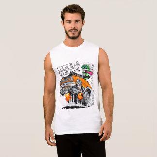 Signal sonore 1969 du monstre 440 ! Signal sonore T-shirt Sans Manches