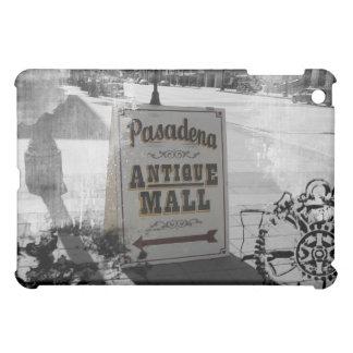 Signe antique de mail de Pasadena