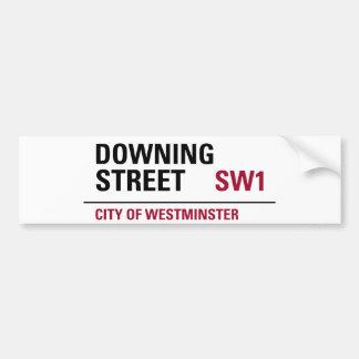 Signe de Downing Street Autocollant De Voiture